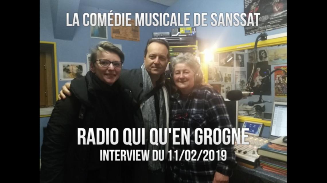 Radio Qui Qu'en Grogne – 11/02/2019